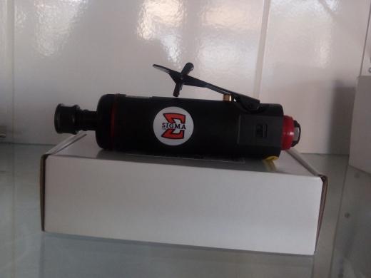 """Retífica pneumática reta de ¼"""" modelo 0610"""